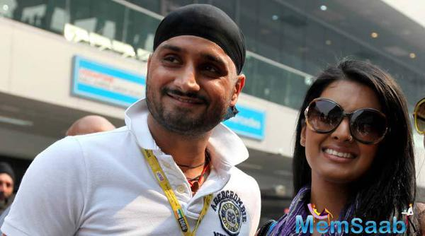 Harbhajan Singh and Geeta Basra are expecting their first child