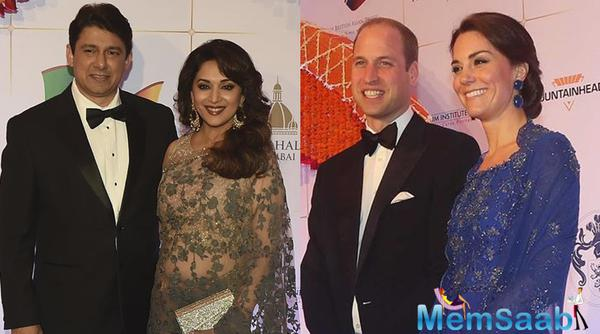 The gala aimed to raise funds for organisations including Childline India, Magic Bus and Door Step School, India.