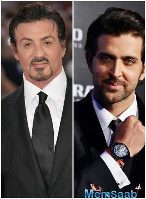 Hrithik will meet Sylvester Stallone as a true fan