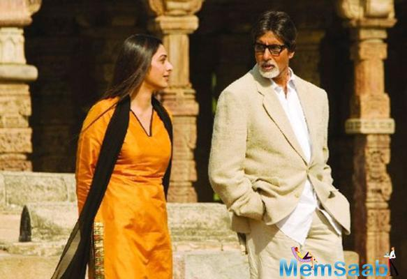 R Balki to bring together Big B and Tabu