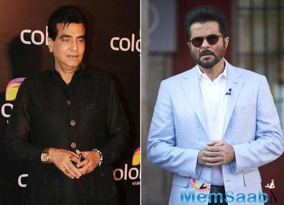 Jeetendra, Anil Kapoor  will receive the Raj Kapoor Awards