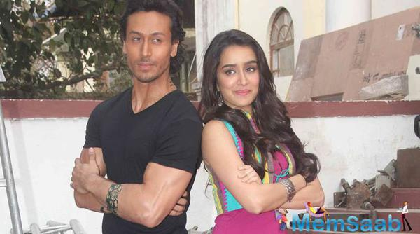 After SRK, Tiger Shroff and Shraddha Kapoor will be seen in The Kapil Sharma Show for promoting their forthcoming film Baaghi.