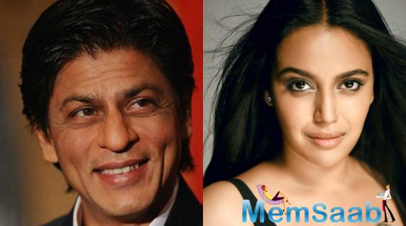 After Salman, Swara Bhaskar keen to work with SRK