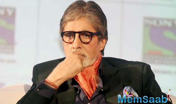 Big B starrer 'TE3N' to release on June 10
