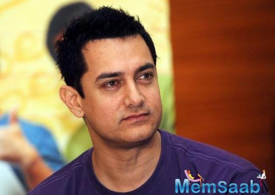Aamir Khan has always been known for his policy of making only one movie a year, After Dangal he signed his next which is titled Secret Superstar.