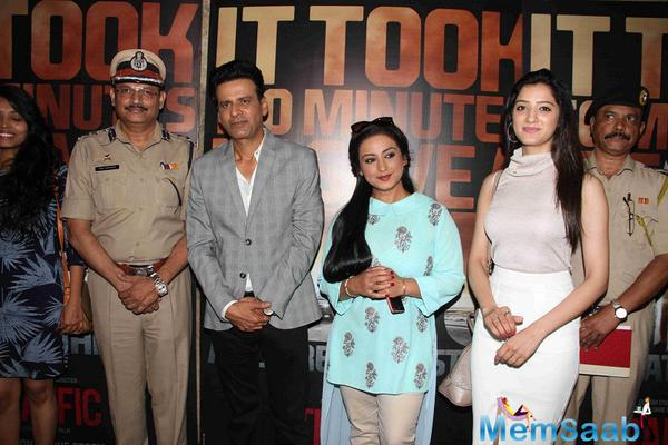 Role in Traffic was drained Divya Dutta emotionally
