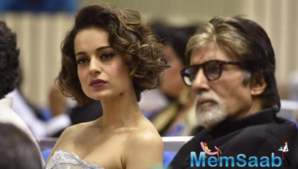 Kangana, Amitabh wins National Awards, Bachchan family attended the ceremony