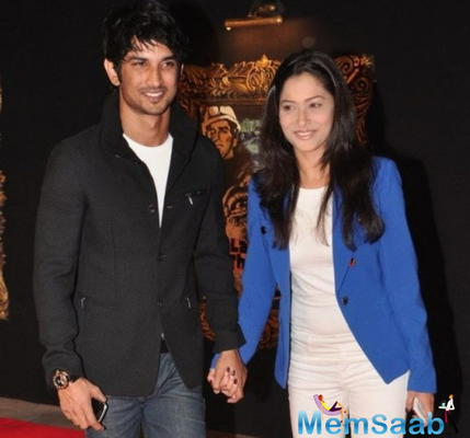 SSR and Ankita Lokhande confirmed their split on twitter