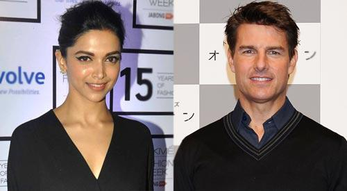 Both Deepika and Huma have Auditioned for Tom Cruise's  next flick 'The Mummy'; But it has not finalized yet who made It?