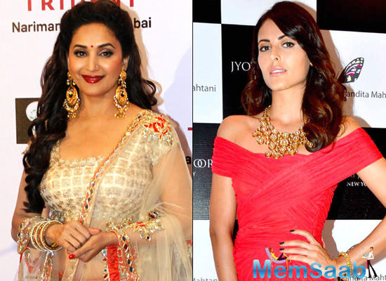 Mandana Karimi: Madhuri is my idol, just love her