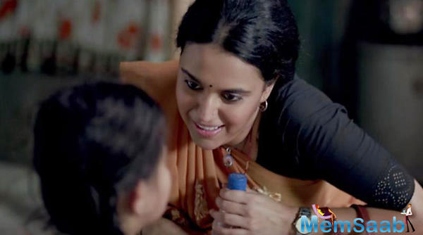 Swara Bhaskar feels great, Nil Battey Sannata has been declared a commercial hit