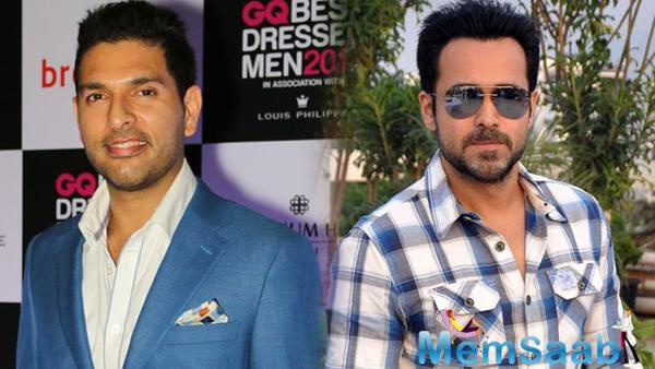 Emraan wishes to do a biopic on Yuvraj Singh
