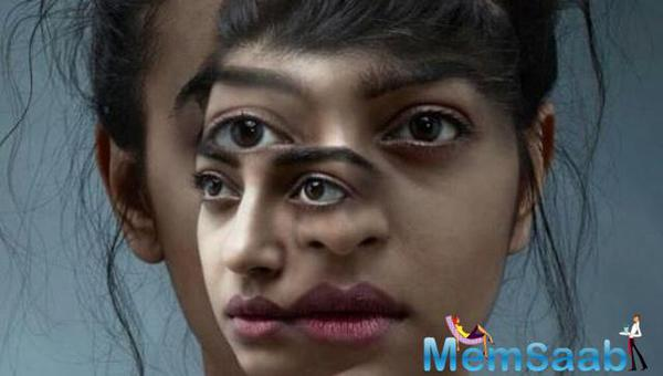 New poster of Radhika Apte's upcoming movie Phobia is sure to scare you