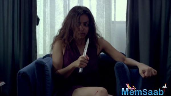 Phobia star Radhika Apte reveals, I've had panic attacks in the past