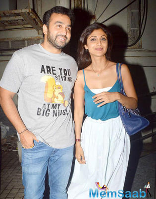 Raj Kundra rubbishes the report that Shilpa and his marriage is in trouble