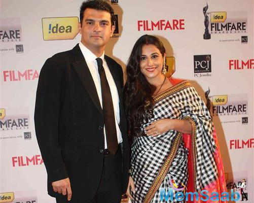 Find out: Why Vidya Balan doesn't want to work with Hubby Siddharth Roy Kapur