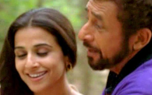 Vidya: It's always exciting and nerve-wracking to work with Naseeruddin Shah