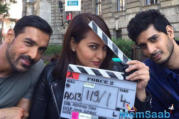 Tahir Raj Bhasin praised on Sonakshi Sinha, saying that she is an