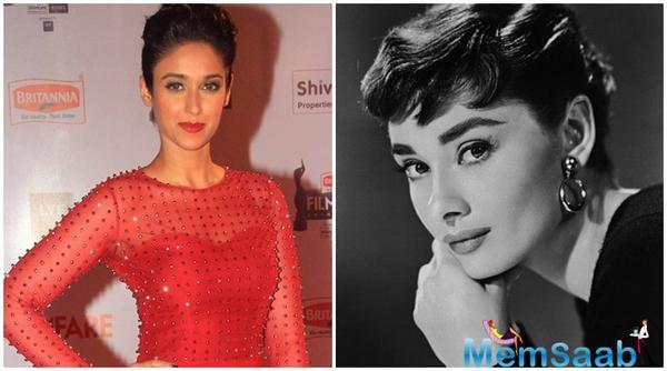 Ileana D'Cruz: I am really fascinated with Audrey Hepburn