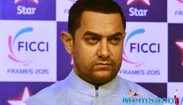 Aamir khan new muscular look of Dangal is out