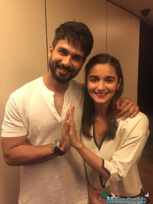 Mahesh Bhatt praised Alia and Shahid for Udta Punjab performance