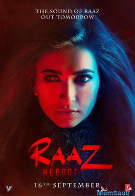 Revealed: Raaz Reboot brand new poster shows fear and mystery