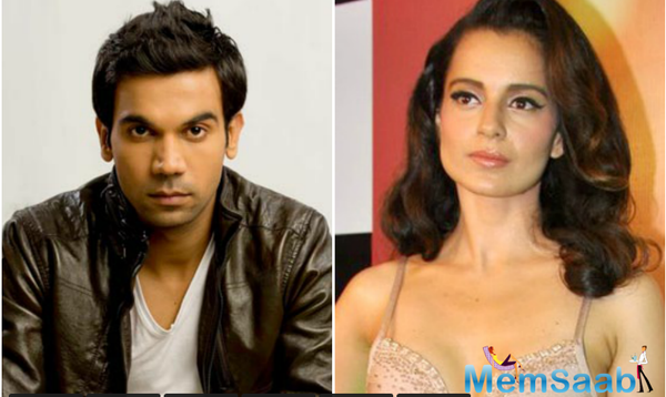 Kangana Ranaut and Rajkummar Rao to star in Hansal Mehta's next