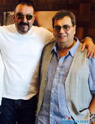 Subhash Ghai and Sanjay Dutt are back together for Khalnayak sequel