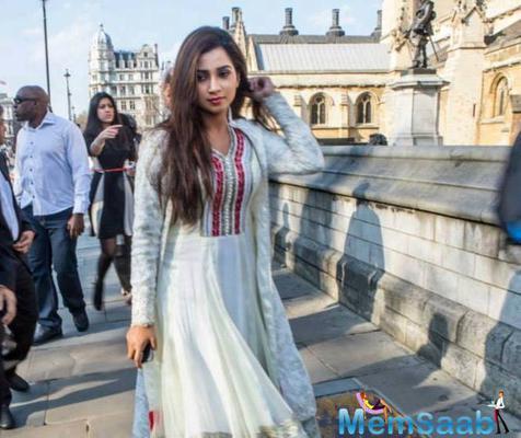 Shreya Ghoshal Records Song for Bhansali's 'Padmavati'