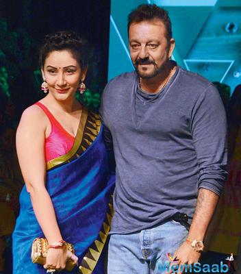 Manyata is eager to play peacemaker between Salman and Sanjay