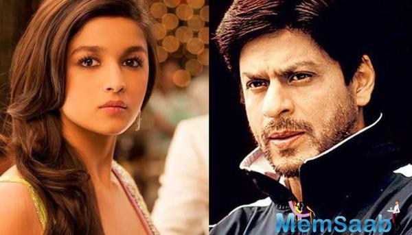 In Gauri Shinde's 'Dear Zindagi' Alia Bhatt shot dance sequence with all four guys except Shah Rukh Khan