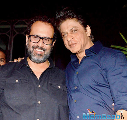 Anand L Rai revealed no actress has been finalized for SRK's Dwarf