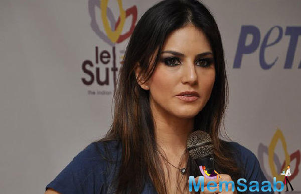 Sunny Leone is ready to describe herself in Abhishek Sharma's next