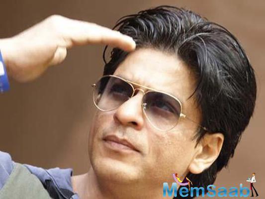 Shah Rukh Khan wants to own a football team