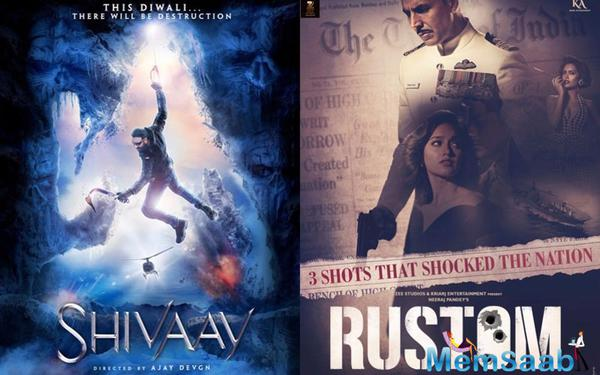 Shivaay's trailer to release with Rustom