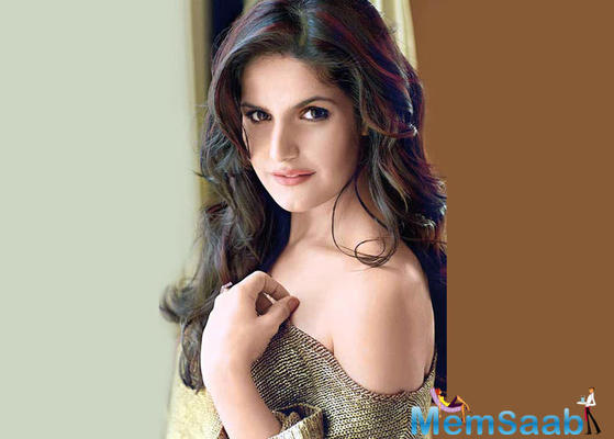 Zareen achieved further success for her leading roles in the 2014 romantic thriller Jatt James Bond