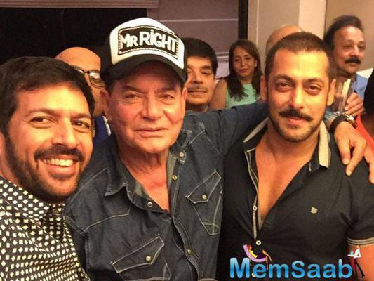 Salim Khan: Even God does not have any idea about Salman's marriage