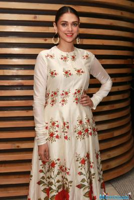 Will never allow me to be typecast in the film industry.: Aditi Rao Hydari