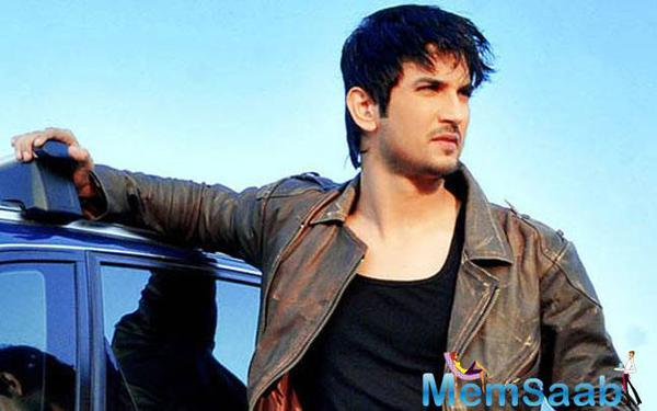 Sushant hurt himself while performing action stunt for 'Raabta'