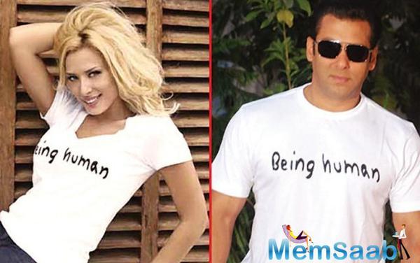 Wow! Iulia Vantur to sing a cover of Salman's song Main Hoon Hero Tera