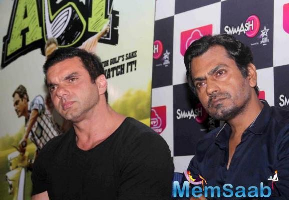 Sohail Khan a damn cool director: Nawazuddin Siddiqui
