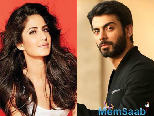 Imagine the dashing Bollywood heartthrob Fawad Khan with the gorgeous Katrina Kaif have come on board !