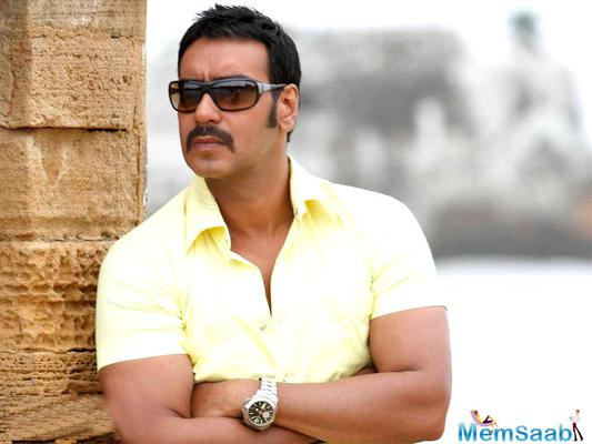 T-Series :Ajay Devgn to star in music video on Lord Ganesh