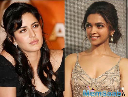 Deepika unhappy with Anand Rai for choosing Katrina Kaif?