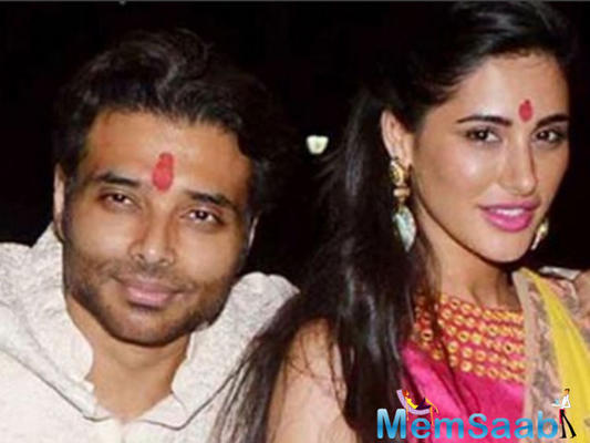 Nargis Fakhri and Uday Chopra were in the news for alleged dating each other. However the former had been denying the rumour.