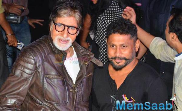 Shoojit Sircar words Mr. Bachchan came when we had developed more than half the idea of 'Pink'. We were not sure if he would do it film or not.