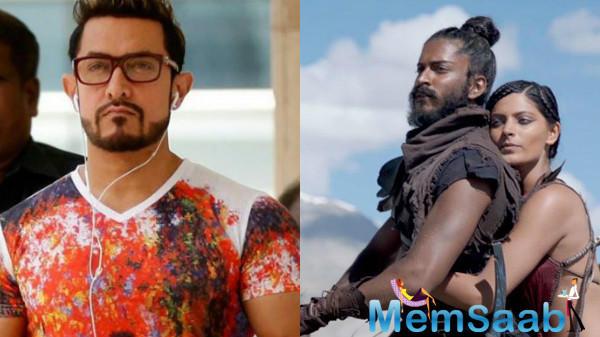 Harshvardhan: Aamir Khan is my inspiration
