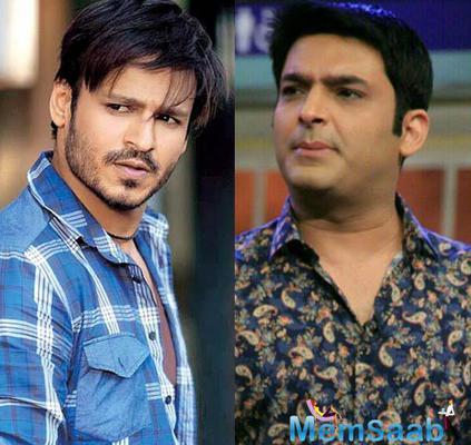 Vivek Oberoi revealed Kapil Sharma is good human being, not a criminal