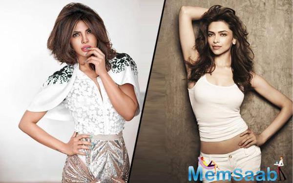 Surprise! Deepika says Priyanka is really stronger than me
