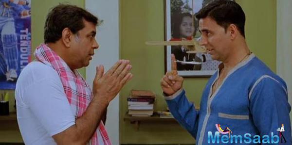 Again Akshay and Paresh Rawal team up for Priyadarshan's next!